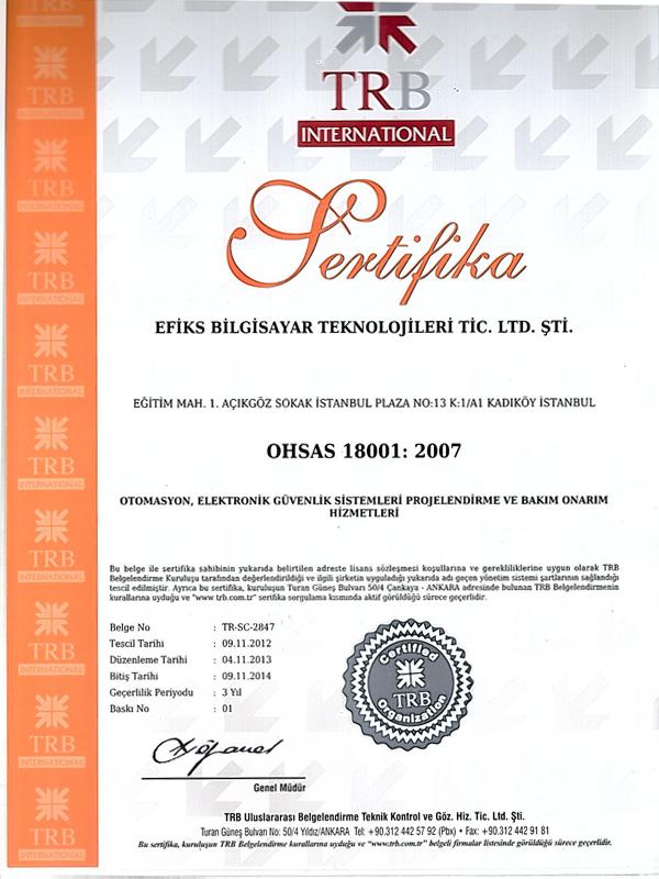 OHSAS 18001 2012 в Энгельсе